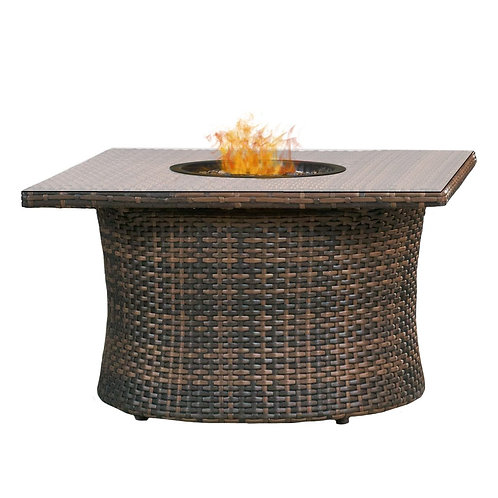 Premium Weave Round or Square Firetable