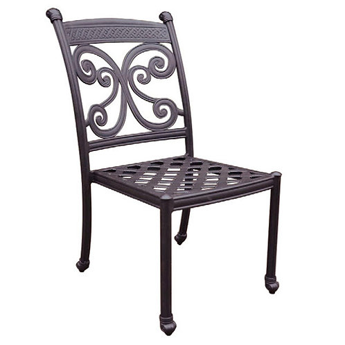 Monarch Armless Dining Chair