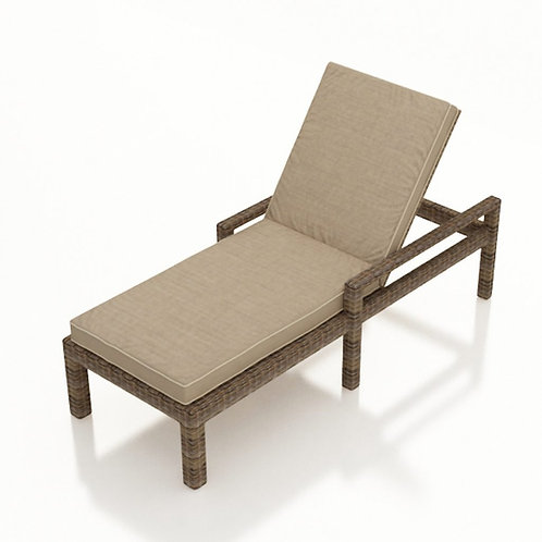 Single Adjustable Chaise Lounge