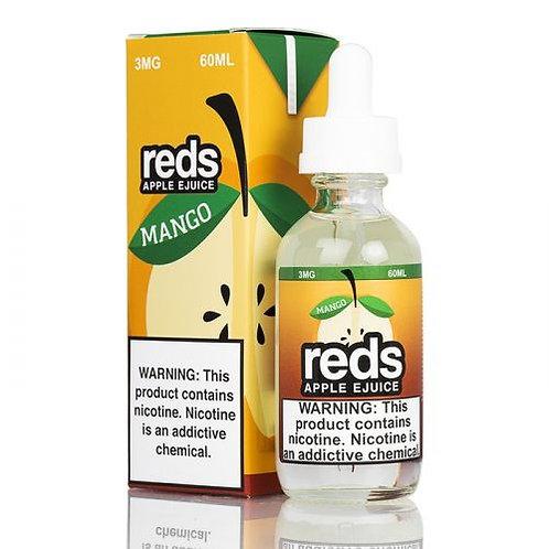 MANGO - Reds Apple E-Juice - 7 Daze - 60ML