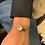 Thumbnail: Pulseira Inicial Dourada (selecione a sua)