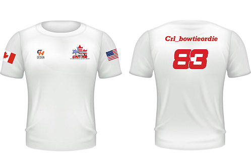 Customizable Can-Am Racing Jersey