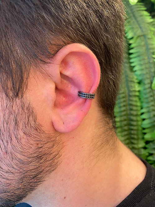 Piercing de Pressão Double Onix