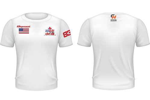 Customizable Can-Am Racing Shirts