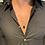Thumbnail: Colar Gota Style Safira (cores)