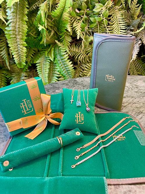 Kit Especial 7Peças + Travel Bag de Brinde