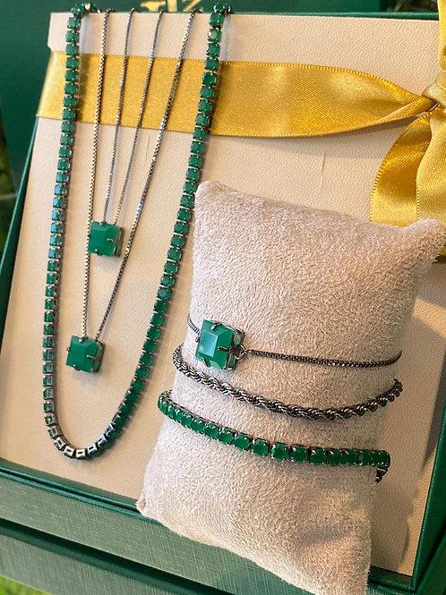 Kit Especial Esmeralda