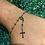 Thumbnail: Pulseira Terço Slim (cores)