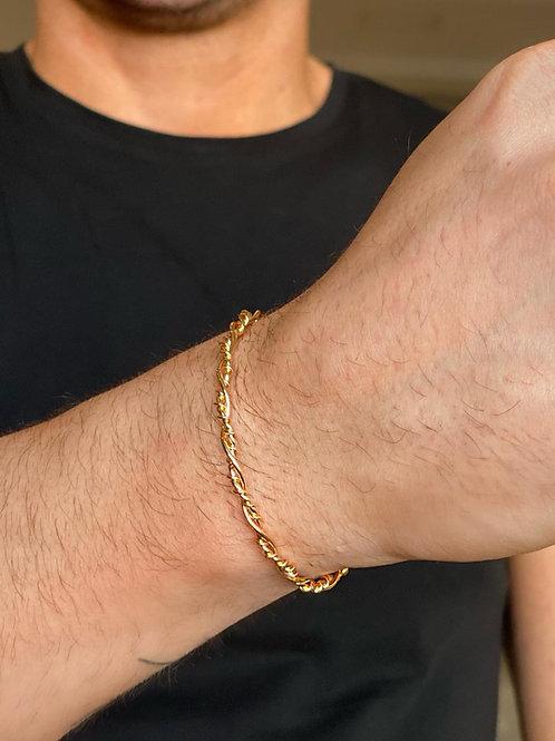 Bracelete Arame Farpado