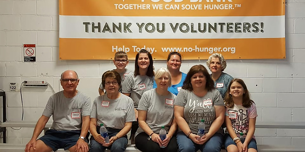 Volunteer Day - Second Harvest