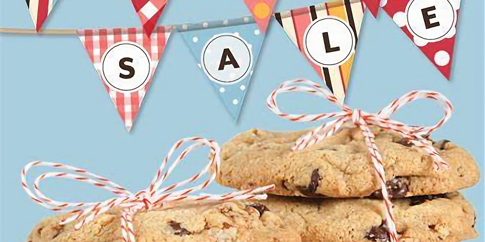 Youth Group Bake Sale