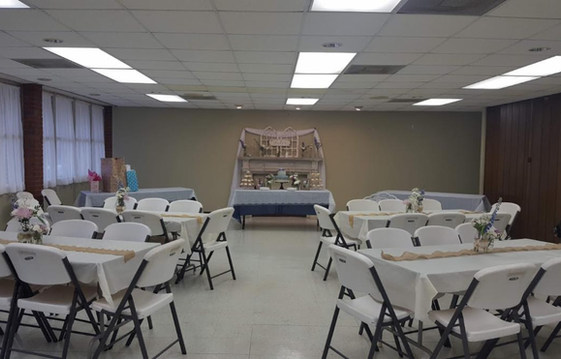 Party set up