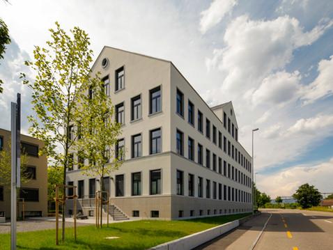 Architektur Wanger Zürich