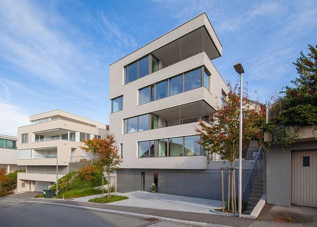 Hüsler Architektur