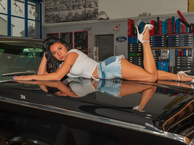 Shooting in der Garage