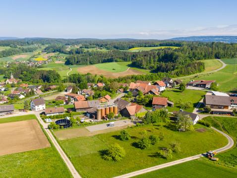 Pferdehof im Aargau