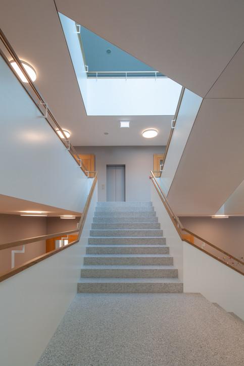 Innenraumfotografie Schulhaus