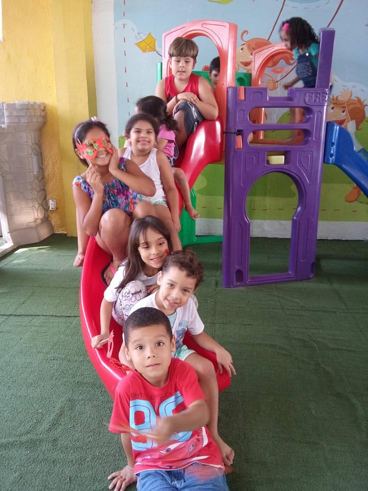 escola em vila valqueire