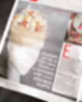 A mention and a picture of my Orchid pillbox on More Magazine