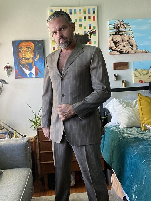 Faconnable Suit - Virgin Wool