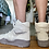 Thumbnail: Pony Sneakers Cream Suede