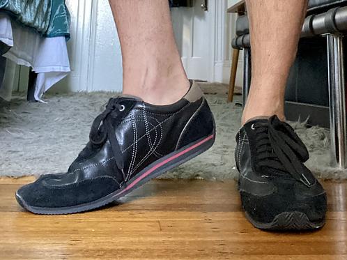 Cole Hahn Black Sneakers