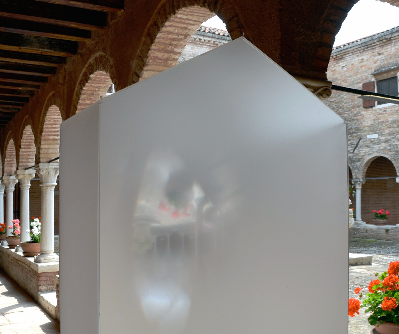 Moving life - Oh beata solitudo, oh sola magnitudo. San Francesco del Deserto, 2013