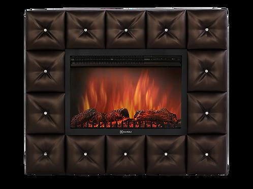 Портал Crystal 30 тёмная экокожа