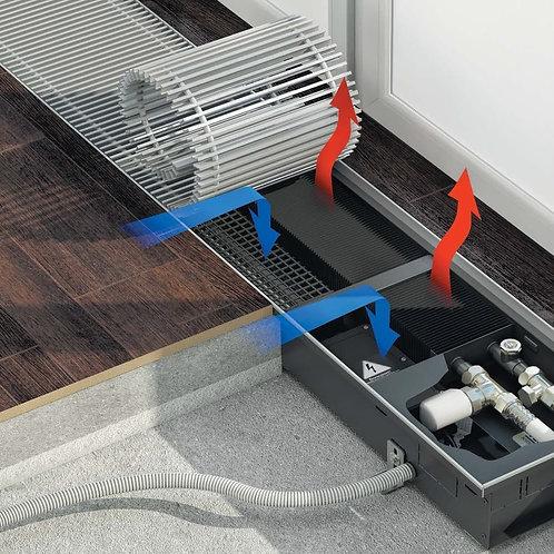 Радиаторы встраиваемые в пол Ntherm