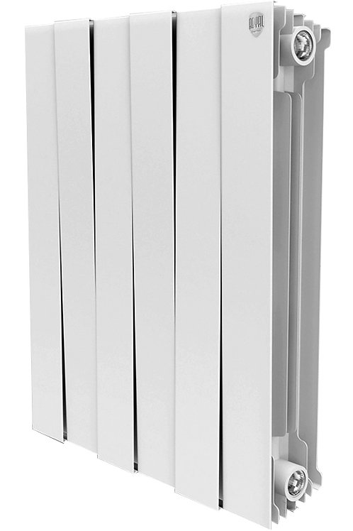 Радиаторы Royal Thermo серии Piano Forte 500, Bianco Traffico