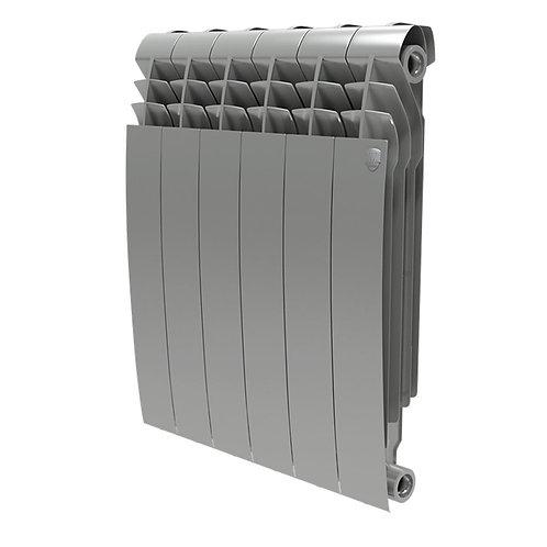 Радиаторы Royal Thermo серии BiLiner 500 Silver Satin