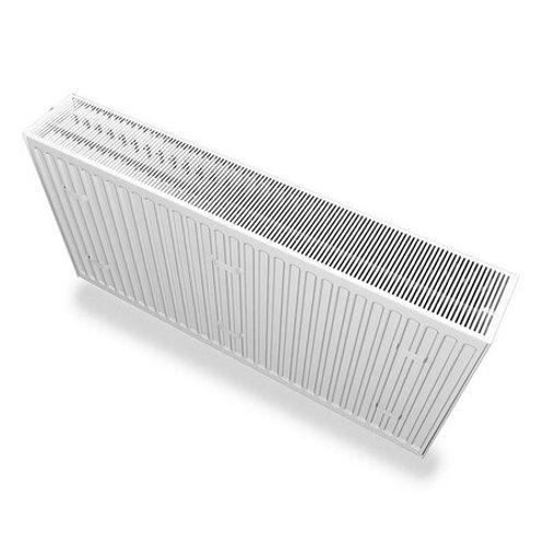 Панельные радиаторы Rommer (РОССИЯ), 33 тип, 300, Нижнее