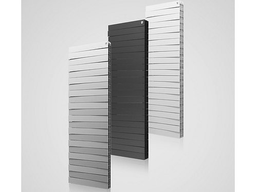 Вертикальные радиаторы Royal Thermo серии Piano Forte Tower, Bianco Traffico