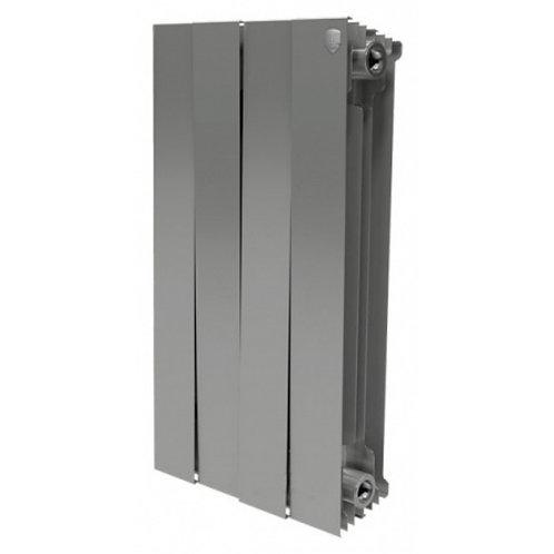 Радиаторы Royal Thermo серии Piano Forte 500 Silver Satin