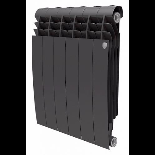 Радиаторы Royal Thermo серии BiLiner 500 Noir Sable