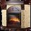 Thumbnail: Портал Torre 30S камень слоновая кость, шпон темный дуб