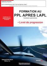 PPL APRES LAPL - livret de progression 1