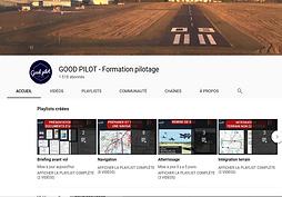 Youtube Goodpilot