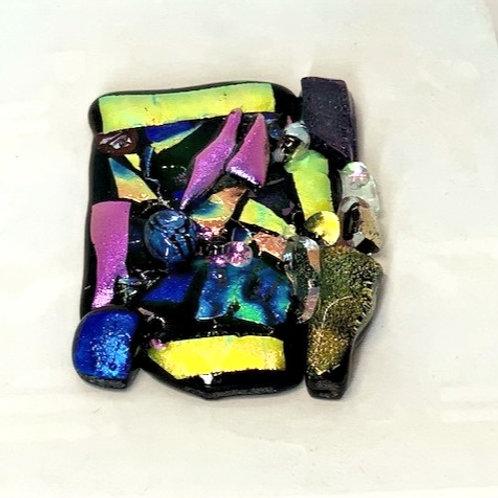 Crazy Cool Glass Tiki Cabochons