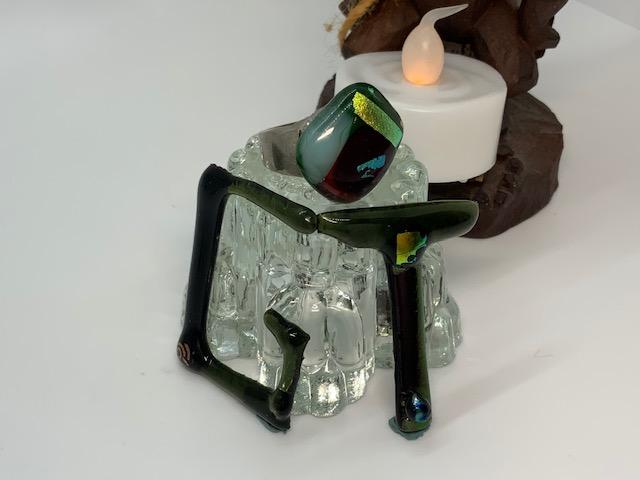 Glass Tiki Jewelry causing Good Trouble