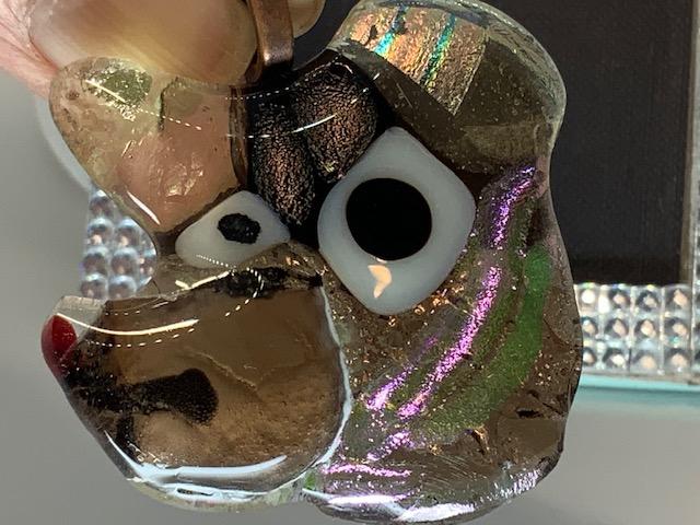 Glass Tiki Jewelry Fun Faces