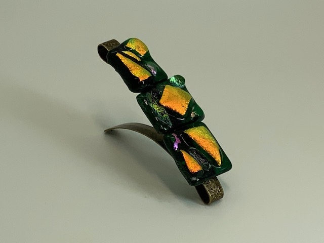 Eye Catching Glass Tiki Jewelry