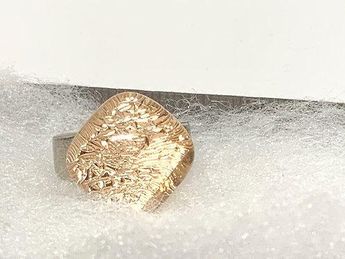 Pale Ale Glass Tiki Ring