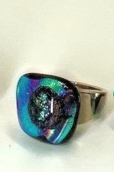 Universe Blue ring