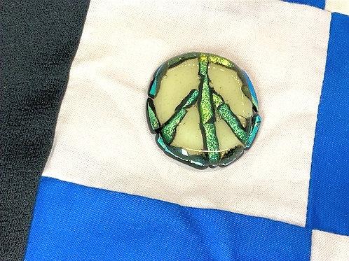 Peace Omega Green