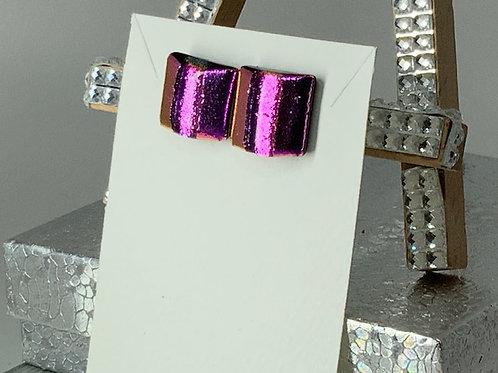 Dreamy Purple Passion Earrings