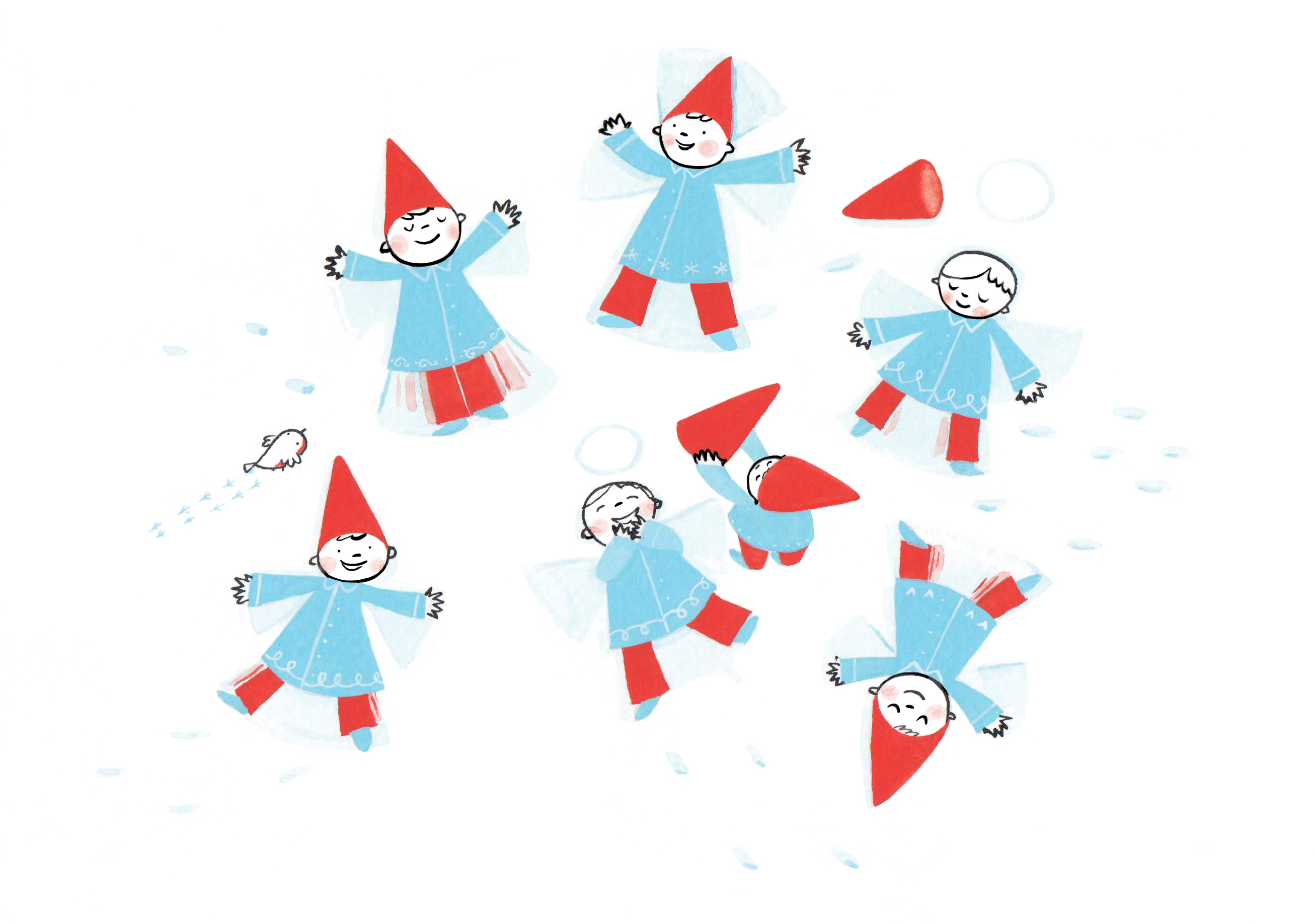 Snow Elves