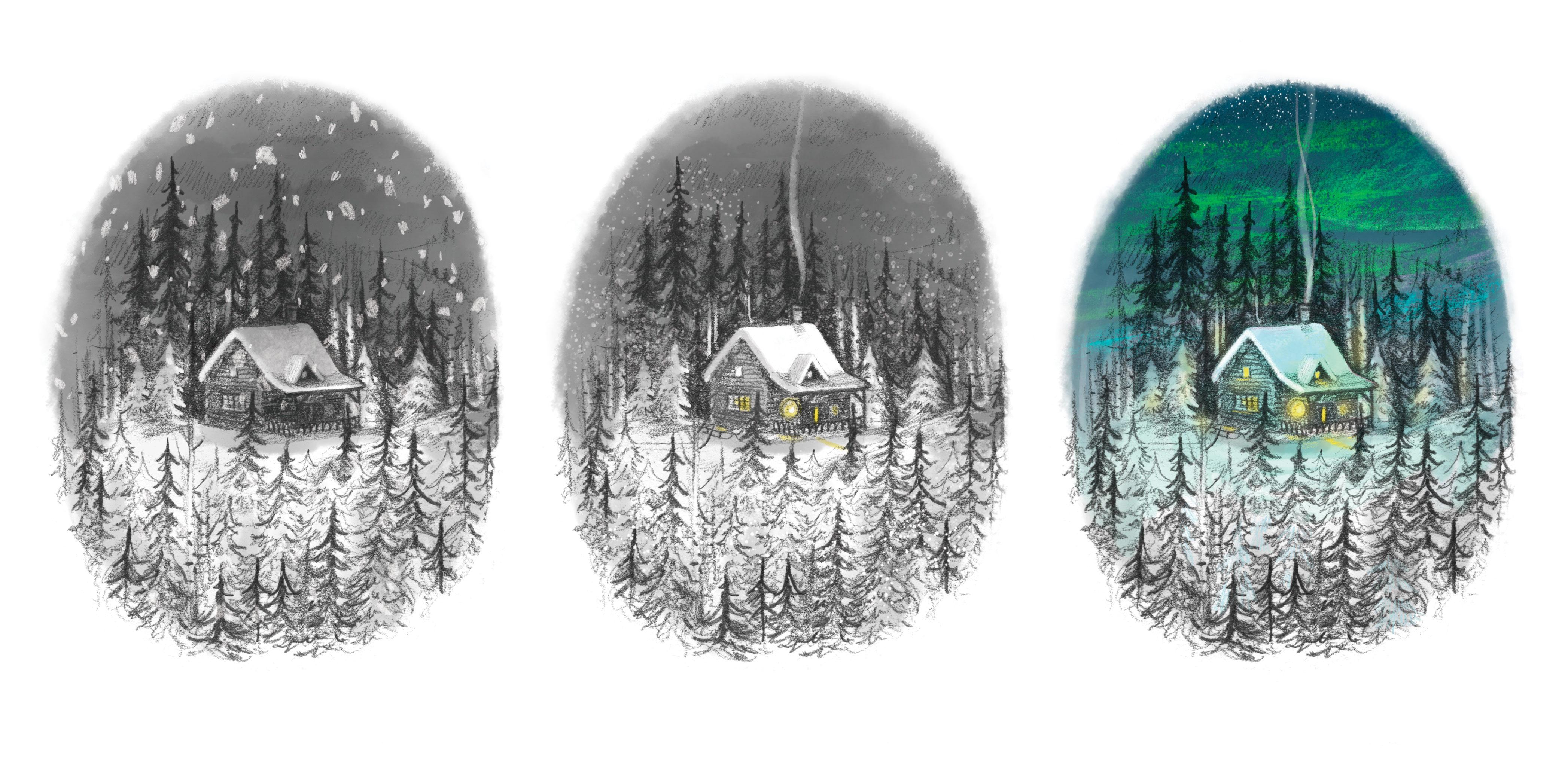 Little Cabin Trio