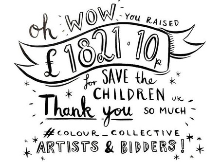 So, you've sold your brilliant #CC Auction piece. Now what happens?