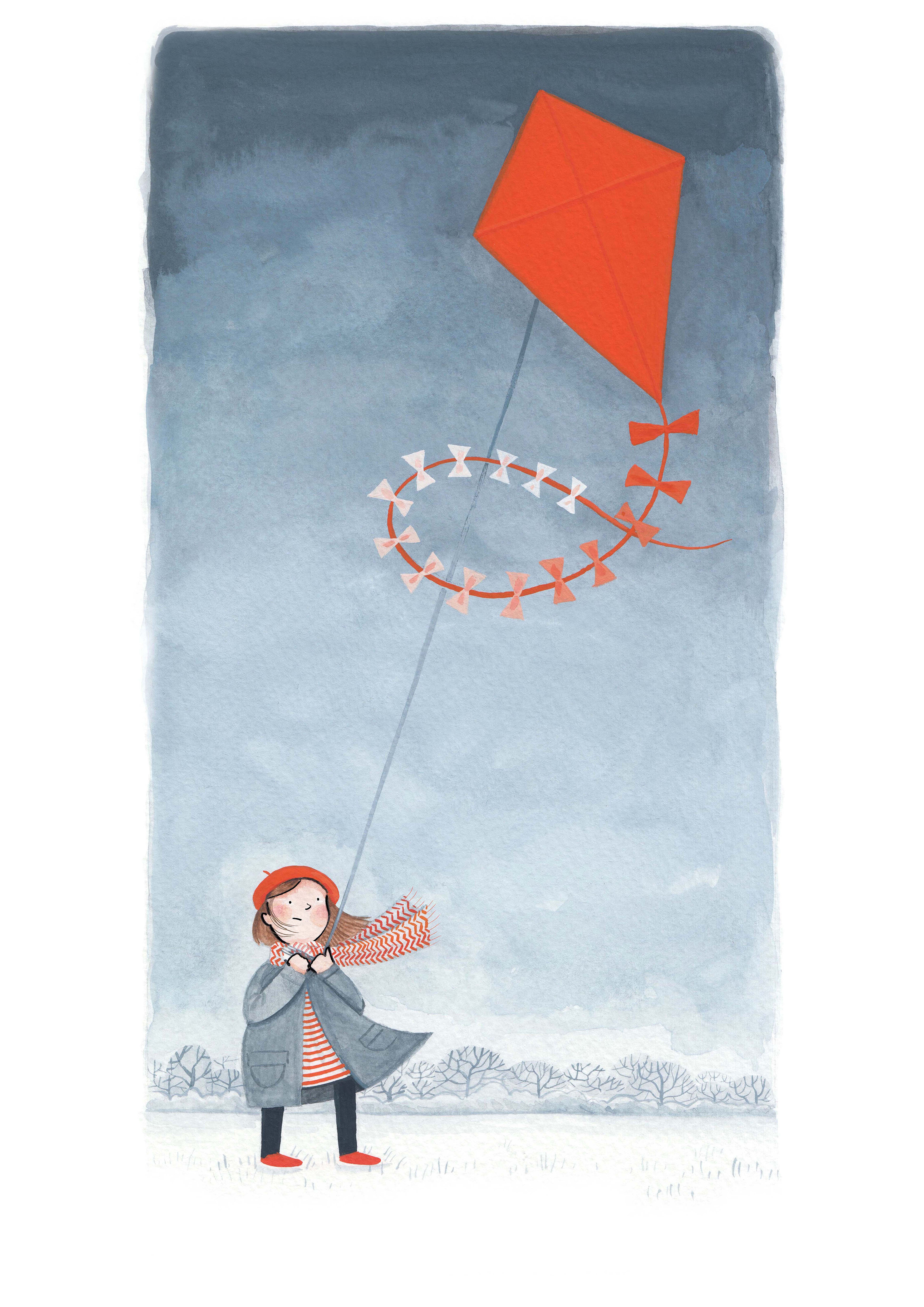 Kite - Penny Neville-Lee